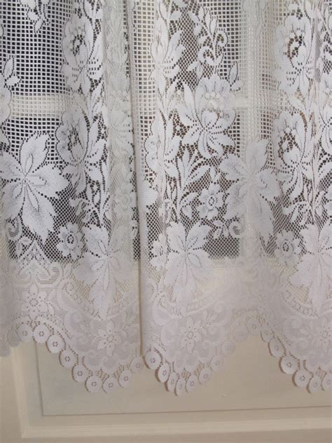 german lace curtains ivory french door lace curtains ecru lace panels
