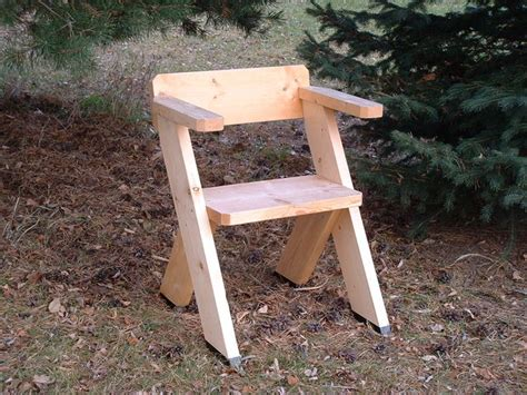 Aldo Leopold Chair by A Chair For The Great Outdoors