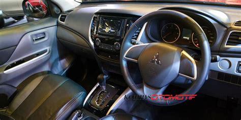 Spion Mobil Strada Harga All New Mitsubishi Strada Triton 2015 Tersedia 5