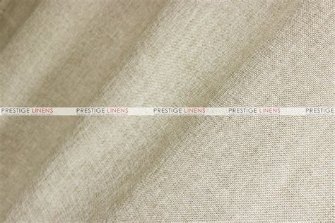 vintage linen fabric by the yard taupe prestige linens