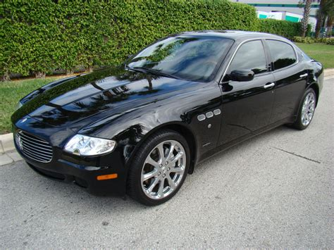 Maserati Quattroporte 2006 by 2006 Maserati Quattroporte Photos Informations Articles