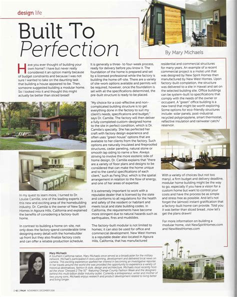 home design articles westlake magazine article november december 2016
