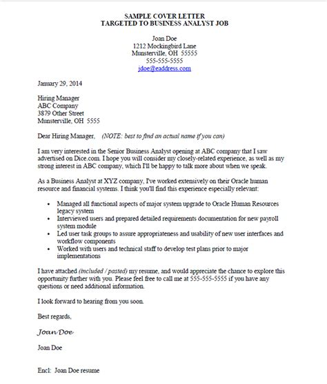 cover letter for advertised position cover letter exles for advertised cover letter