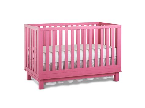 Pink Cribs by The Fisher Price 174 Island Crib Bivona Company