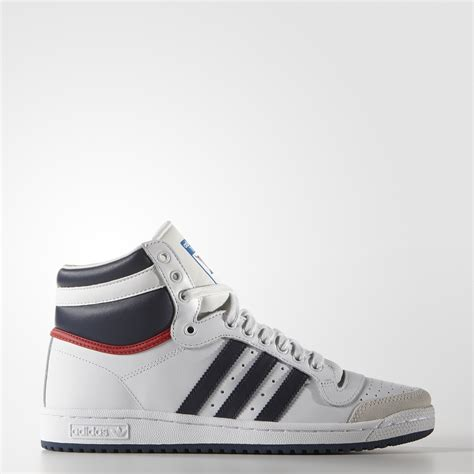 adidas high top shoes for adidas top ten hi shoes white adidas us