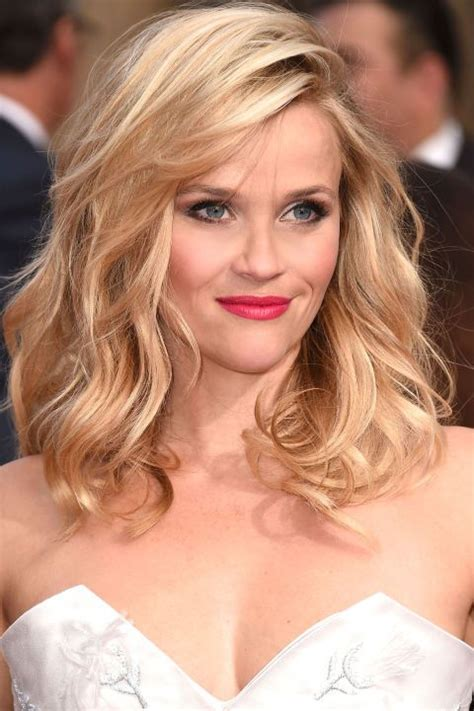 how to get reese witherspoon hair color today s beauty secret 2013 pink lips reese witherspoon