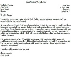 cashier application covering letter exle lettercv