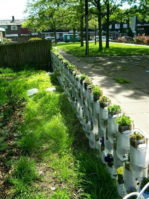 Garden Recycle Ideas Ideas For Gardening With Recycled Objects Decor10