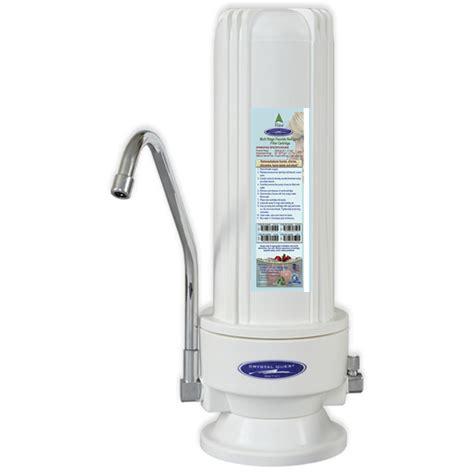 Multi Countertop Water Filter single multi fluoride water filter countertop