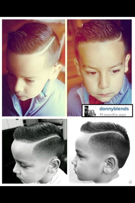how to make a dapper kids hair dapper little hair cut stylish cuts for kids pinterest
