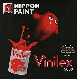 Cat Nippon Paint Spotless 25kg galeri bangunan cat vinilex nippon paint