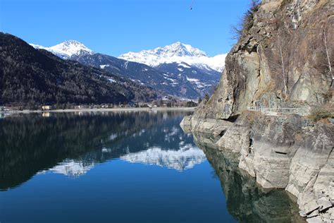 le lago lago di poschiavo