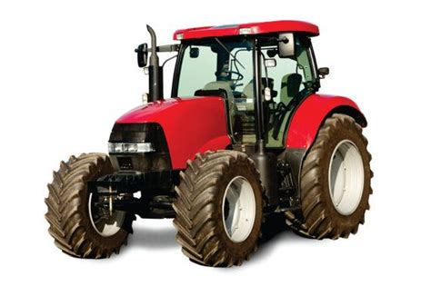 Farmyard Wall Stickers red tractor farm land grandfathers machinery bedroom