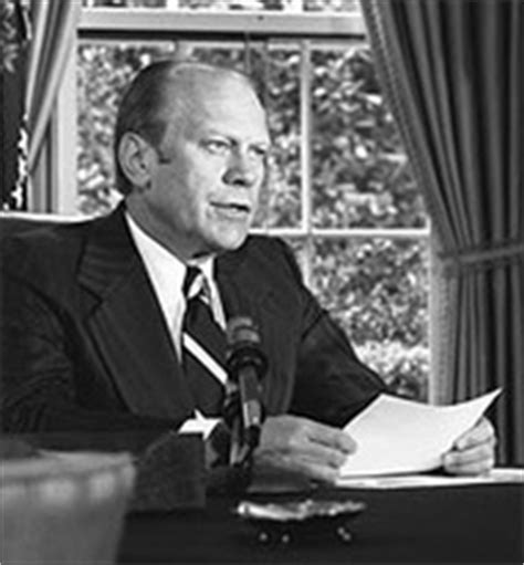 how was gerald ford when he died leading a leadership december 2006 archives