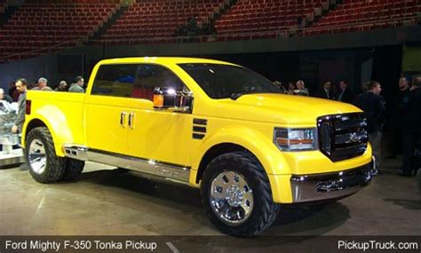 My Ford Dreams Classic: The Ford F350 Tonka concept from