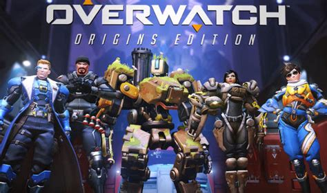 Pc Dlc Overwatch Lootbox X24 overwatch at blizzcon what s new on xbox one ps4 and pc gaming entertainment express co uk