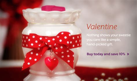 valentines month january scentsy warmer of the month valentines day buy