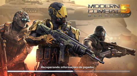 modern combat 5 atualiza 231 227 o 11 de modern combat 5 chega ao android ios e