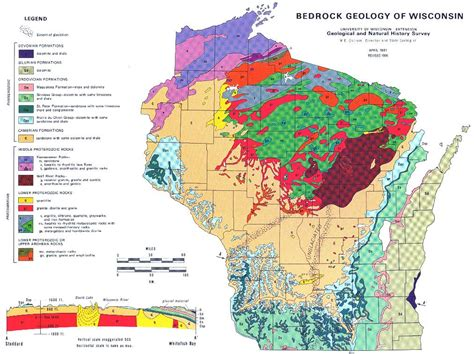 wisconsin its geography and topography history geology and mineralogy together with brief sketches of its antiques history soil population and government classic reprint books maps geology geography