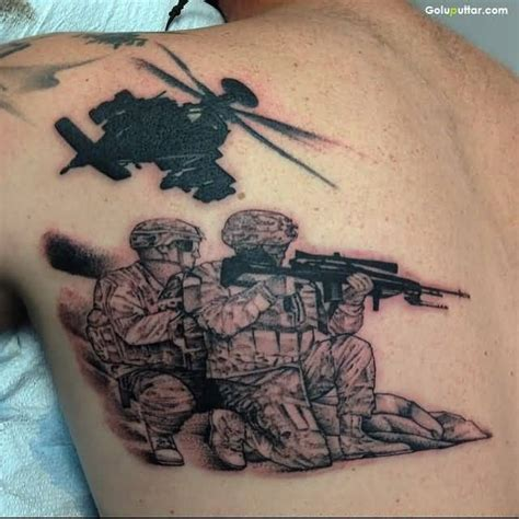 tattoo extreme carbine army sniper tattoos and photo ideas page 3