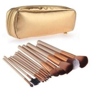 7 Pieces Make Up Brush Set Intl mac professional 12 makeup brush set in a supple