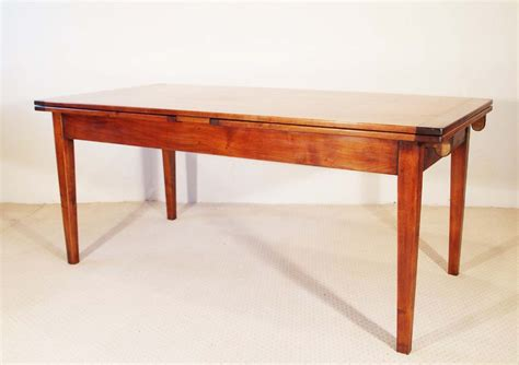 vintage style table ls french vintage double extending table wild wood antiques
