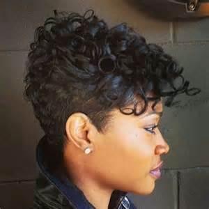 25 short haircuts for black women likewise helena christensen short