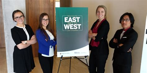 Scores From Mba East West All by Mba Students Compete In East Meets West Leadership