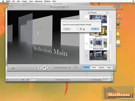 idvd format for dvd player making your own dvd with imovie hd and idvd 03 machouse