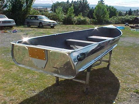 Free Wooden Boat Plans Runabout by Aluminum Vintage Aluminum Boats