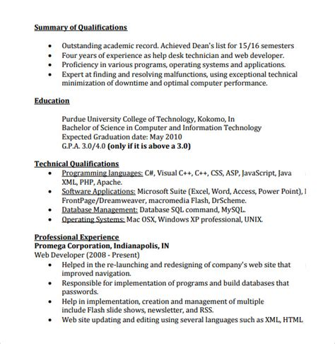 free entry level resume templates for word free entry level resume templates for word free entry