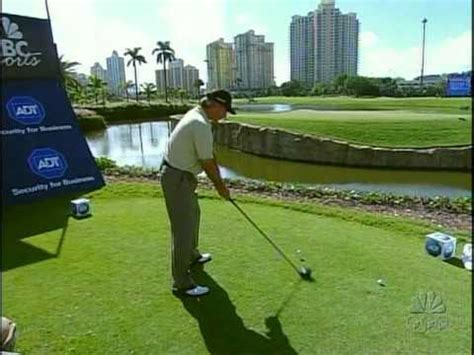 fred couples swing analysis fred couples monster drive slowmo swing analysis golf