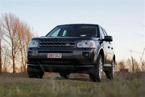 Auto Lander by Land Rover Freelander Td4 Awd Auto55 Be Tests