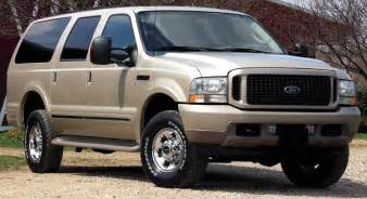 2008 Ford Excursion 2004 Ford Excursion Overview Cargurus