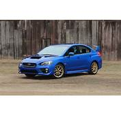 2015 Subaru WRX STI  First Drive February 2014