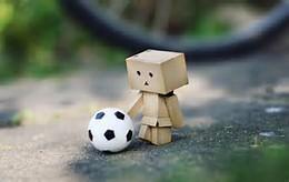 Little Box Man Soccer