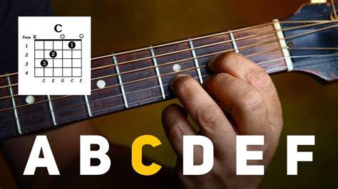 belajar kunci gitar nathan belajar kunci gitar untuk pemula kunci dasar untuk pemula