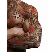 Cool Forearm Tattoo For Men Colour Sleeve