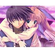 Largest Collection Of Animated Wallpapers Cute Anime Couple In Love