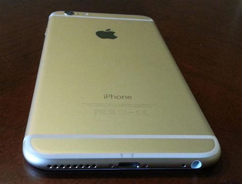 Hp Iphone 6 Plus Gold apple iphone 6 plus on already replaced my