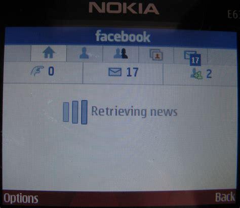 fb nokia e63 facebook app for nokia e71 e72 but works in e63 mobile
