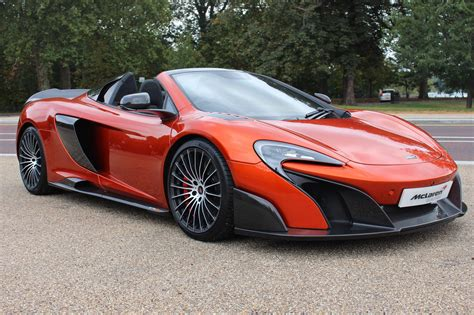 orange mclaren price mso volcano orange mclaren 675lt spider for sale at 163