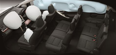srs curtain airbag highlights of the all new toyota innova carsome malaysia