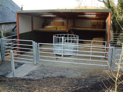 mk barn plans  beef cows
