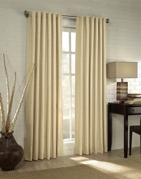 back tab curtains austin solid back tab room darkening drape curtainworks com