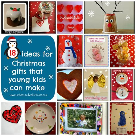 sun hats wellie boots 18 homemade christmas gifts that