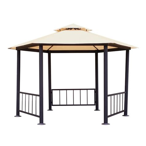 Permanent Patio Canopy by 25 Best Ideas About Permanent Gazebo On Deck