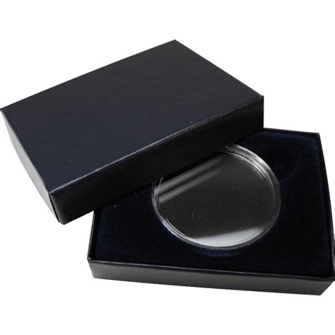 coin presentation box blue card coin presentation box atkinsons bullion