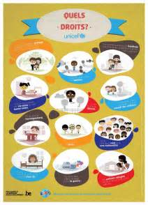 affiche vulgaris 233 e sur les droits de l enfant id 233 ale pour