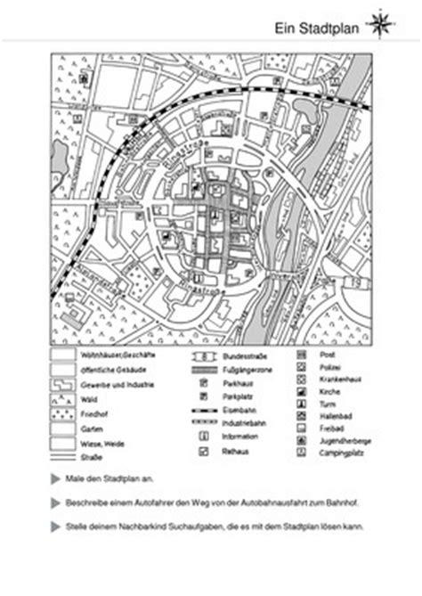 bauplan lesen ein stadtplan plan lesen verlage der westermann gruppe